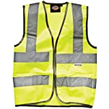 Dickies Sicherheitsweste mit Klettverschluss gelb AA 4XL, SA22010