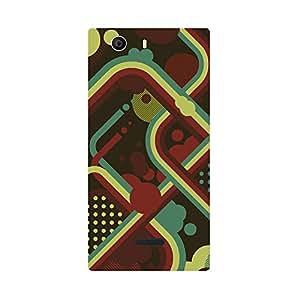 Digi Fashion premium printed Designer Case for Micromax Canvas Nitro 2 E311