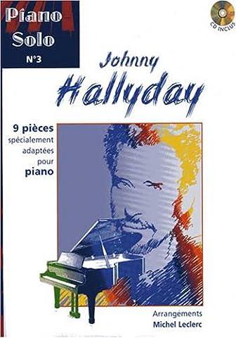 Piano solo n°3 : Johnny Hallyday