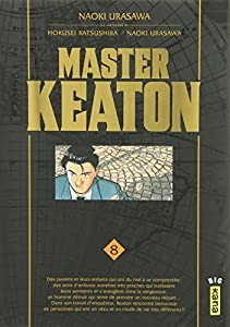 Master Keaton Edition simple Tome 8