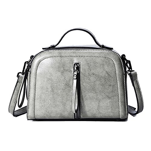 Anne, Borsa a spalla donna nero Black Gray