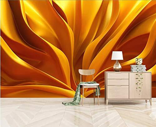 BHXINGMU Benutzerdefinierte Wandgemälde Dreidimensionale Stil Große Tv Sofa Hintergrund Wanddekoration 150Cm(H)×200Cm(W)