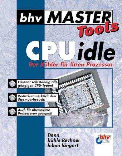 Preisvergleich Produktbild Mastertools CPU- Idle. CD- ROM für Windows 95 / 98. Der Kühler für Ihren Prozessor