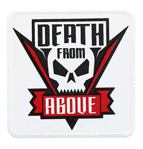 Preisvergleich Produktbild Nerd Block Starship Troopers Death from Above Embroided Patch