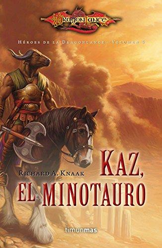Kaz, El Minotauro descarga pdf epub mobi fb2