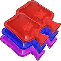 cs01385–Sure Thermo Wärmflasche Gerippter 1Seiten, 6Pack–Rot Blau Violett preisvergleich bei billige-tabletten.eu