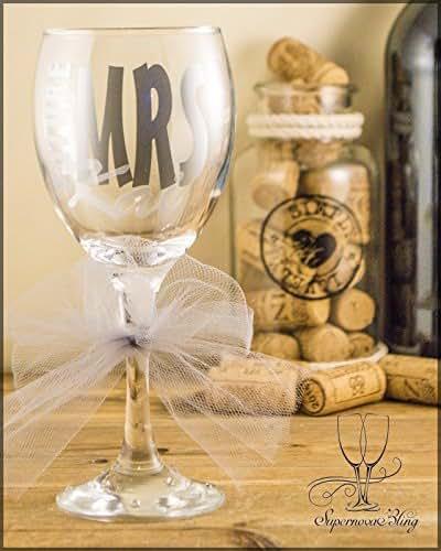 ... to bePersonalisedweddingglassglassesname: Amazon.co.uk: Handmade