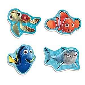 Buscando a Nemo - Juego de baño (Diset 46844)