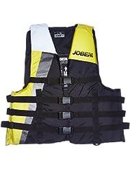 Jobe Progress Dual Gillet Hombre Chaleco Salvavidas, sudadera, Hombre, color amarillo, tamaño S-M (talla del fabricante: S/M)
