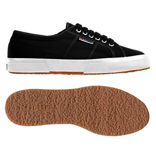 Chaussures Le Superga - 2750-plus Nylu Black