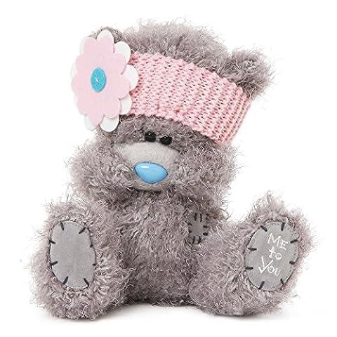 Me to You 8-Inch Tatty Teddy Plush Bear Wearing Headband
