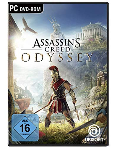 Assassin's Creed Odyssey - Standard Edition - [PC] (Assassins Bogen Creed)