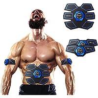 [nueva versión 2017] Músculo abdominal entrenador AB cinturón de tonificación, tonificación de los músculos cinturón AB cinturones de entrenamiento Core Gear ABS ejercicio máquina entrenador de cintur
