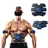 Mincheda 2017 Bauch Muskel Trainer ab Muskelaufbau Gürtel, Muskel-Toner Muskelaufbau Gürtel ab Gürtel Kern Training Gear ABS Exercise Machine Taille Trainer, Belly Support Gürtel Home Gym Equipm