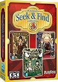 Produkt-Bild: Ultimate Seek & Find Collection: Valerie Porter and the Scarlet Scanda / Nightshift Legacy: The Jaguars Eye Grab / Diner Town