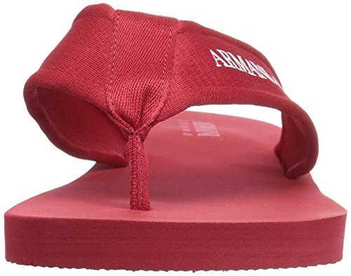 Armani Jeans Herren 9350937p447 Zehentrenner Rot (red 1463)