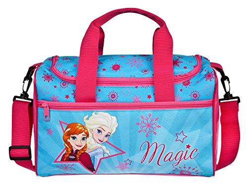 Sporttasche, Disney Frozen, ca. 35 x 16 x 24 cm (Spielzeug Kleinkind Frozen)