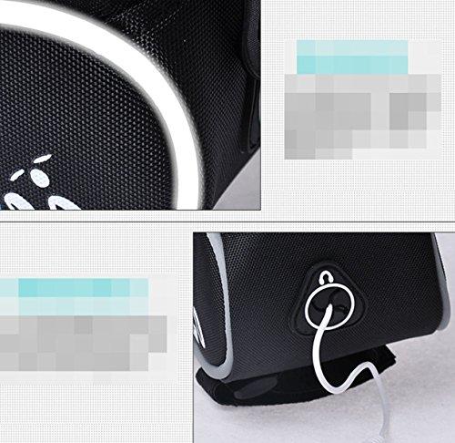 OGTOP Mountainbike Touchscreen-Handy Tasche Tasche Satteltasche 2