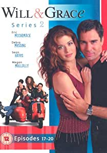 Will and Grace: Series 2 (Episodes 17-20) [DVD] [2001]