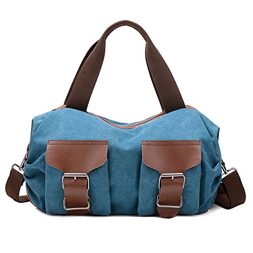 JOTHIN, Borsa a zainetto donna Blue