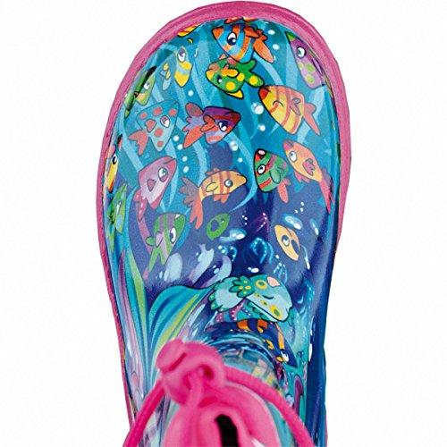 Bild von Beck Mädchen Meerjungfrau Gummistiefel
