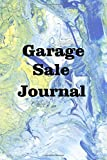 Garage Sale Journal: Keep track of your garage sale finds