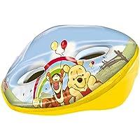 Pro Type Disney 802009 - Casco infantil para bicicleta (52-56 cm), diseño de Winnie the Pooh, color amarillo y naranja