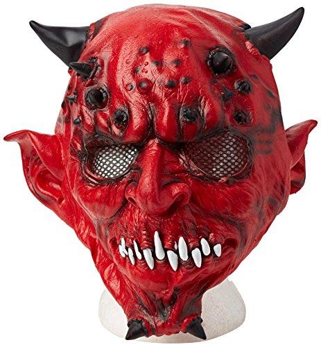 -adult-one Größe (Disfraz Demonio Halloween)