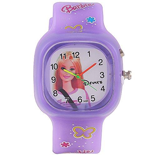 Devars N88-PL-BARBIE-3 Fashion Analog Watch For Girls