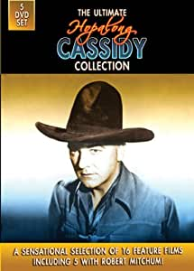 Ultimate Hopalong Cassidy Collection [DVD] [Region 1] [US Import] [NTSC]