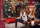 nanook Hansepet Adventskalender für Hunde, ohne künstliche Geschmacksstoffe - 175 g Gebäck