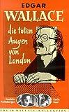 Die toten Augen von London [VHS]