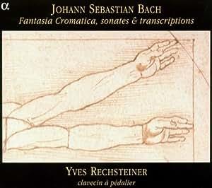 Bach - Oeuvres pour clavecin-pédalier