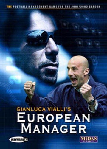 Gianluca Vialli European Manager