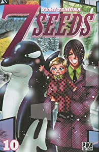 7 Seeds Edition simple Tome 10