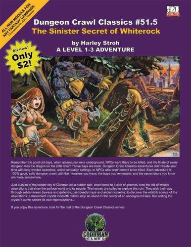 Dungeon Crawl Classics 51.5 por Goodman Games