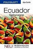 Ecuador/Galapagos: APA Guide mit Reisemagazin -