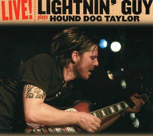 Plays Hound Dog Taylor - Chicago-griff