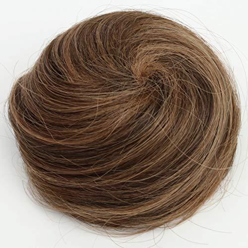 Audrey Hepburn Perücke - PRETTYSHOP 100% ECHTHAAR Human Hair DUTT