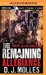 Allegiance (The Remaining) by D.J. Molles (2015-04-07)