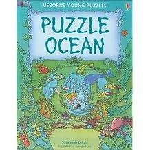 Puzzle Ocean [Usborne Young Puzzles]