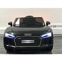 Kid zzz N  Quad zzz Voiture électrique pour Enfant 12V Audi R8 Spyder ad7b0c79c709