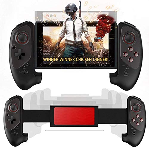 Microware Mobile Game Controller IPEGA PG-9083 Telescopic Wireless Bluetooth 3.0 Game Controller Gamepad for Samsung Galaxy Note HTC LG Android Tablet PC