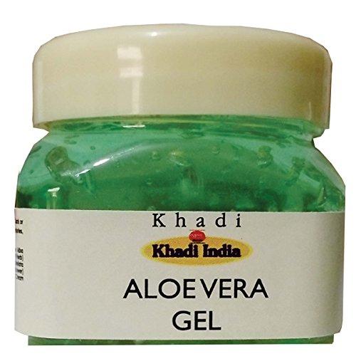 KHADI Aloe Vera Gel - Anti Pimple & Anti Pigmentation - Herbal & Ayurvedic  available at amazon for Rs.110