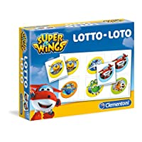 Clementoni-52239-Lotto-Super-Wings Clementoni – 52239 – Lotto Super Wings -