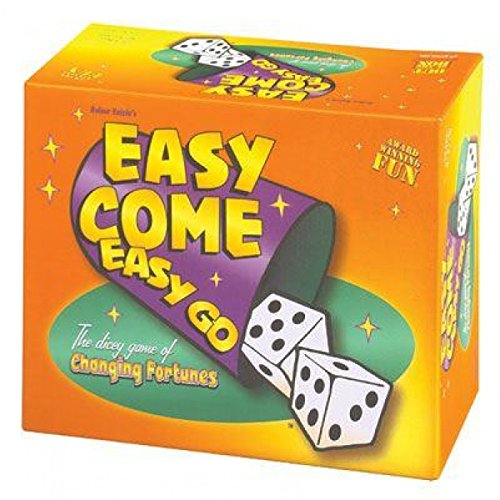 Out of the Box Easy Come Easy Go Dice Game