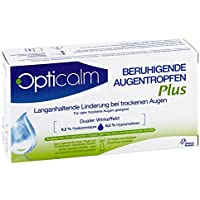 Preisvergleich für Opticalm Augentropfen Plus, 20 x 0.5 ml, 1er Pack (1 x 5 ml)
