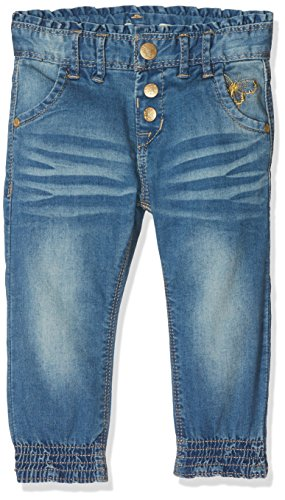 NAME IT Baby-Jungen Jeans Nmfbibi Dnmtiril 2004 Pant Noos, Blau (Medium Blue Denim), 98
