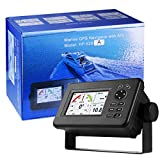 Matsutec HP-528a 4.3 inch Transpondeur AIS Classe B Combo Écran LCD Couleur Haute Marine GPS Navigator/Class B AIS Transponder Combo High Sensitivity Marine GPS Navigator