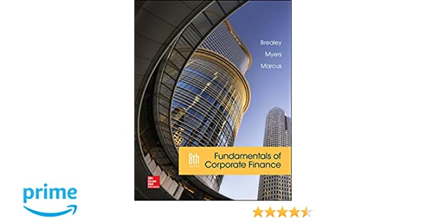 Fundamentals of corporate finance amazon alan marcus fundamentals of corporate finance amazon alan marcus richard brealey stewart myers 9780077861629 books fandeluxe Images